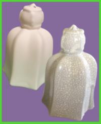 Gaudi ihlette só-bors tartó 1<br/>(10 cm)