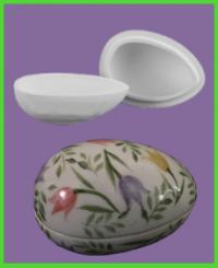 Fekvő tojás doboz <br/>(15 cm)