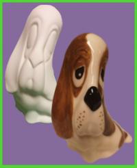 Kutya figura 4<br/>(15 cm)