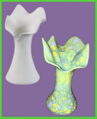 Váza 3<br/>(18 cm)