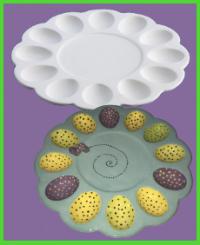 Tojástartó tál 12 db tojásnak <br/>(28 cm)