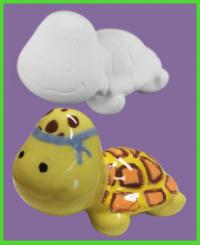 Teknős figura <br/>(8 cm)