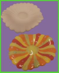 Virág 2<br/>(8 cm)