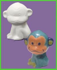 Majom figura <br/>(9 cm)