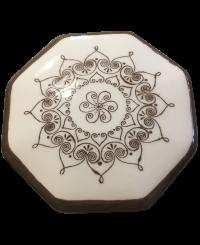 Nyolcszögletű doboz 2<br/>(18 cm)