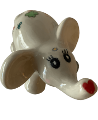 Elefánt figura <br/>(10 cm)