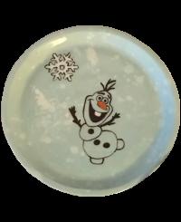 Sütis tányér 2<br/>(18 cm)