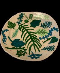 """Lapos """"görbe"""" tányér készlethiány<br/>(24 cm)"""