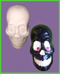 Koponya figura <br/>(10 cm)