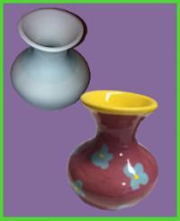 Váza 7<br/>(11 cm)