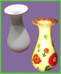 Váza 6 készlethiány<br/>(17 cm)
