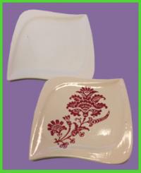 Sütis tányér 1<br/>(19 cm)
