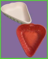 Kuglóf forma szív<br/>(19 cm)