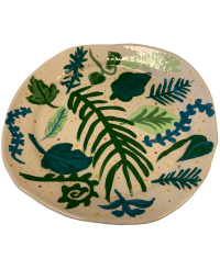 "Lapos ""görbe"" tányér <br/>(24 cm)"