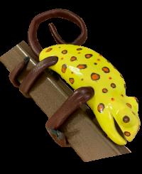 Kaméleon lábakkal készlethiány<br/>(13 cm)